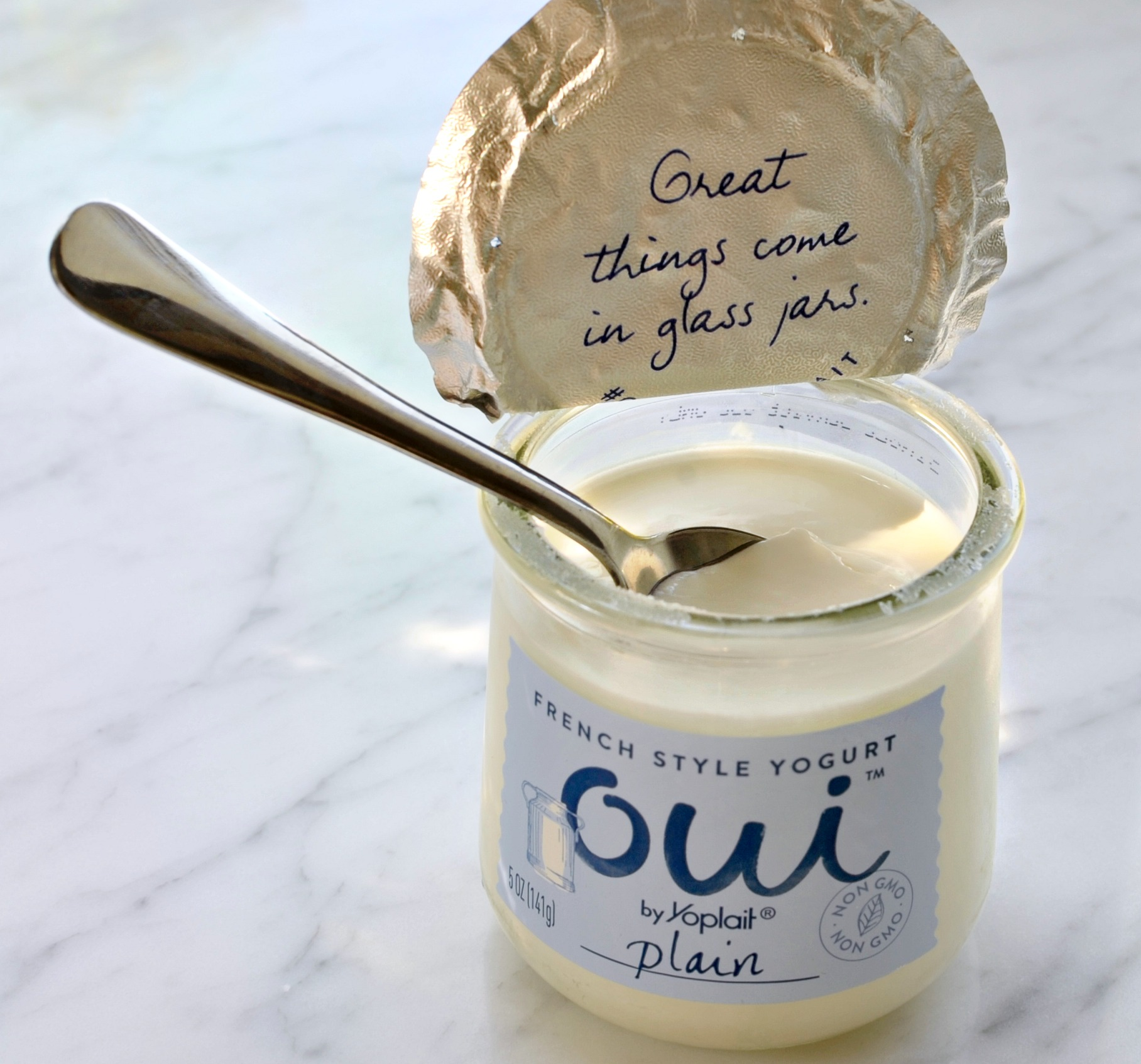 What To Do With Those Cute Little French Yogurt Pots Part Deux