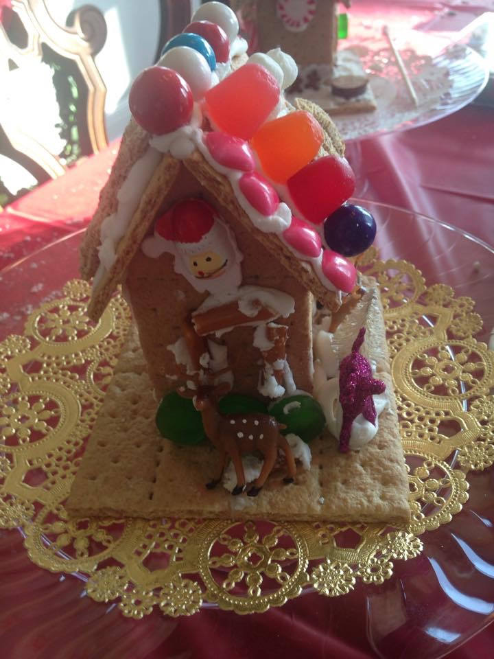 Gummy house